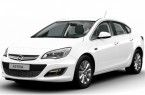 Фото: Opel Astra цвет Summit White