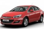 Фото: Opel Astra цвет Power Red