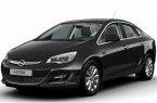 Фото: Opel Astra цвет Carbon Flash