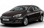 Фото: Opel Astra цвет Mahogany