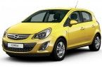 Фото: Opel Corsa цвет Flaming Yellow