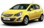 Фото: Opel Corsa цвет Flaming Yellow