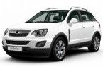 Фото: Opel Antara цвет Summit White