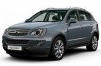 Фото: Opel Antara цвет Placid Grey
