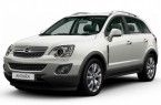 Фото: Opel Antara цвет Sovereign Silver