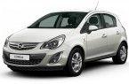 Фото: Opel Corsa цвет Sovereign Silver