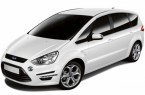 Фото: Ford S-Max цвет Frozen White