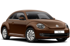 Фото: Volkswagen Beetle цвет Toffee Brown
