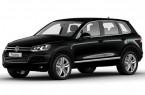 Фото: Volkswagen Touareg цвет чёрный
