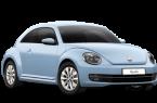 Фото: Volkswagen Beetle цвет Denim