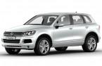 Фото: Volkswagen Touareg цвет Cool Silver