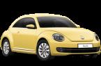 Фото: Volkswagen Beetle цвет Saturn