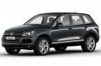 Фото: Volkswagen Touareg цвет V Dark Flint Gray