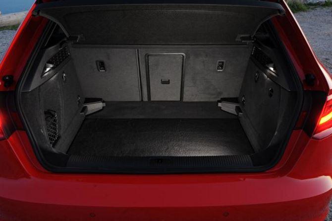 Фото: Багажник Audi A3 S Line
