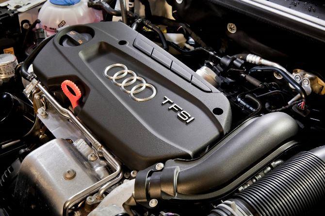 Фото: Двигатель Айди А1 - TFSI