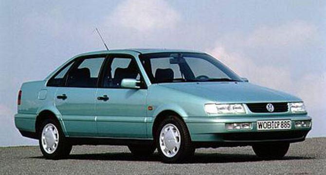 Фото: Такой эта машина была в 1996 году