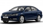 Фото: Volkswagen Passat 2014 цвет Night Blue