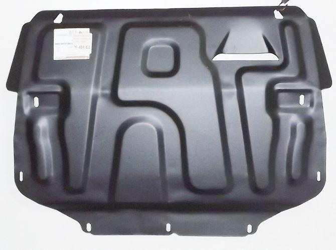 Фото: Металлическая защита картера Volkswagen Touran