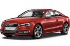 Фото: Ауди S5 купе цвет Volcano Red металлик