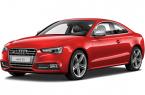 Фото: Ауди S5 купе цвет Misano Red перламутровый