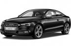 Фото: Ауди S5 купе цвет Phantom Black перламутровый