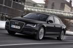Фото: Audi A8 - элегантный автомобиль с отличными характеристиками