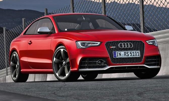 Фото: Audi S5 coupe - отличное авто