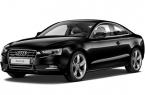 Фото: Ауди А5 купе цвет Brilliant Black неметаллик