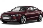 Фото: Ауди А5 купе цвет Shiraz Red металлик