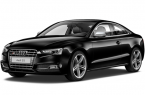 Фото: Ауди S5 купе цвет Brilliant Black неметаллик