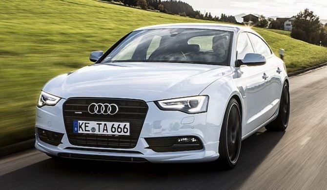 Фото: Новая Audi S5 Sportback