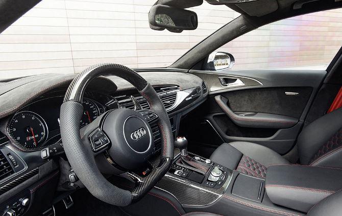 Фото: Удобный салон немецкого авто