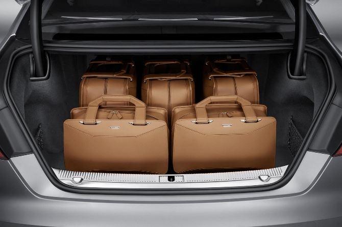 Фото: Вполне вместительный багажник