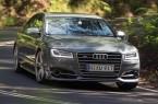 Фото: Audi S8 2014 года