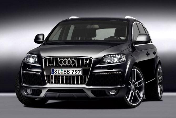 Фото: Новый Audi Q7 2015 года
