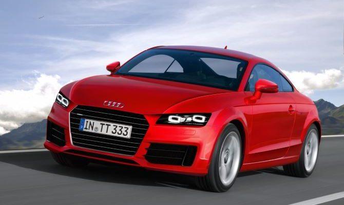 Фото: Audi TT 2014