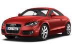 Фото: Audi TT цвет Volcano red металлик