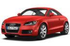 Фото: Audi TT цвет Misano Red перламутровый